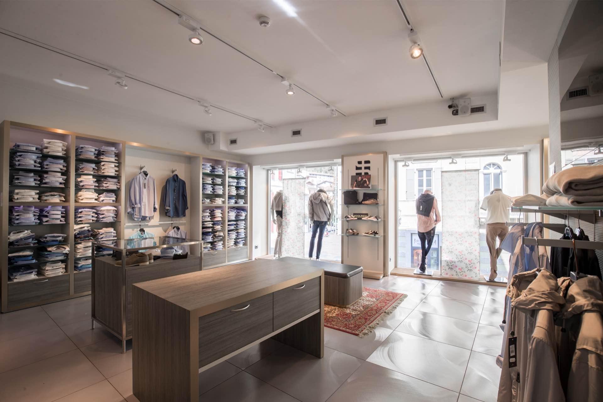 negozi trento fedrizzi moda abbigliamento scarpe accessori