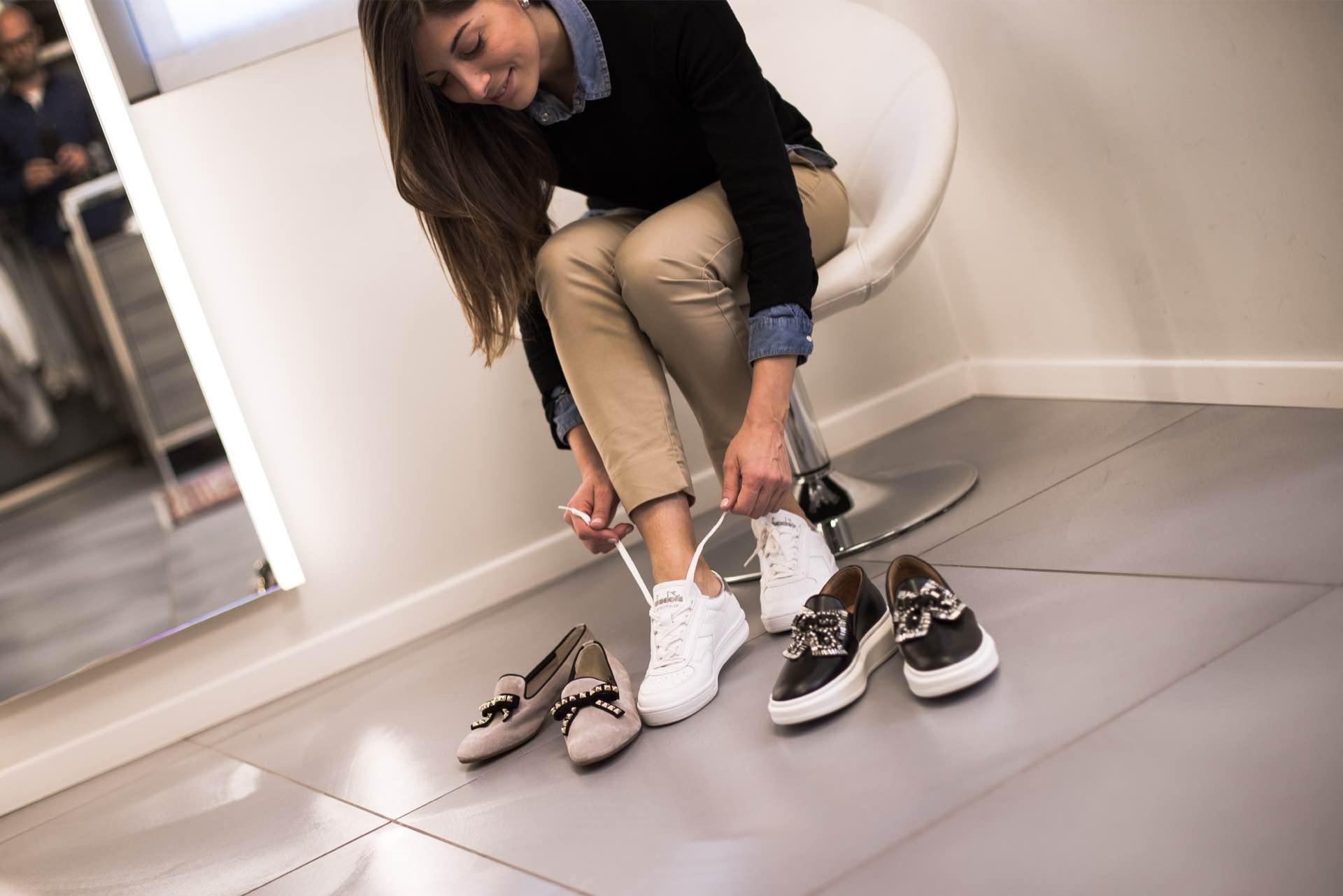 Scarpe donna a Trento